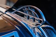 Ship of the road (sniggie) Tags: bowmanfield louisville car classicautomobile classiccar hoodornament vintageautomobile