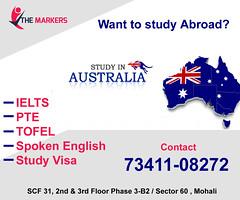 Want to study Abroad (krammy124) Tags: want study abroad australia ielts pte personal personalitydevelopmentinmohali tofel spoken english visa