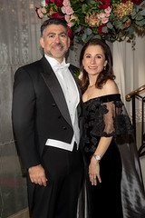 """Chapter President Robert and Ani Zakari • <a style=""""font-size:0.8em;"""" href=""""http://www.flickr.com/photos/153982343@N04/31665419977/"""" target=""""_blank"""">View on Flickr</a>"""