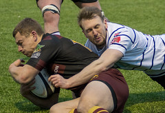 Preston Grasshoppers 22 - 27 Hudderrsfield January 05, 2019 36556.jpg (Mick Craig) Tags: 4g lancashire action hoppers prestongrasshoppers agp preston lightfootgreen union fulwood upthehoppers rugby huddersfield rugger sports uk