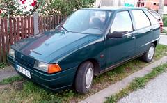1997 Yugo Florida 1.3 (FromKG) Tags: yugo zastava florida 13 kragujevac serbia 2017 green car
