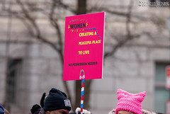 HDS-39.jpg (hillels) Tags: woman march protest feminist womenswave feminism washington freedomplaza dc antitrump gay lesbian rally rallies freedom grassroots activists reproductiverights civilrights disabilityrights immigrantrights environmentaljustice abbystein lgbtqia diverse democracy american healthcare education equalpay movement resistance womens social justice equal rights pussy hat hillelsteinberg pussyhat