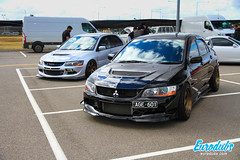 "Mitsubishi EVO • <a style=""font-size:0.8em;"" href=""http://www.flickr.com/photos/54523206@N03/32117772167/"" target=""_blank"">View on Flickr</a>"