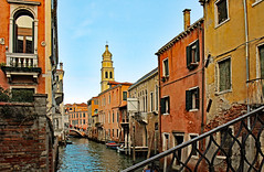 Venice for ever (werner boehm *) Tags: wernerboehm venedig venice architecture tower