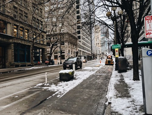 2019 Seattle Snow & Ice - Winter Weather Response 📷 by Jeanné Clark and Dongho Chang