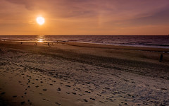 Winter | Sunset (Onascht) Tags: photoart winter nature serienaufnahme sony südfriesland clouds sun sigma19mm aufnahme sylt beach island digitalart hdr a6000 heaven landscape northsea