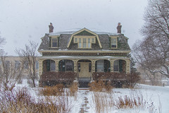 The Ashbridge Estate (A Great Capture) Tags: agreatcapture agc wwwagreatcapturecom adjm ash2276 ashleylduffus ald mobilejay jamesmitchell toronto on ontario canada canadian photographer northamerica torontoexplore leslieville ashbridge estate house home snow winter l'hiver snowy snowing path old 1854 neoclassical regencystyle cityscape urbanscape eos digital dslr lens canon 70d outdoor outdoors outside architecture architektur arquitectura design history historic park parc naturethroughthelens sigma 1750mm