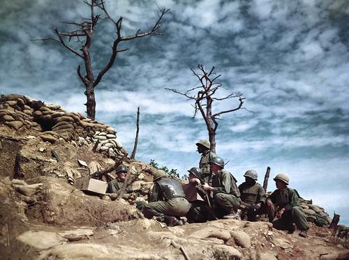 Korean War in pictures, 1951-1953 (19)