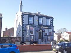 Up Steps - Birkdale (garstonian11) Tags: pubs merseyside birkdale realale