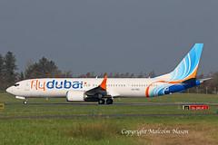 B737 MAX9 A6-FNC FLY DUBAI (shanairpic) Tags: jetairliner passengerjet b737 boeing737 shannon flydubai eastarjet a6fdo hl8344