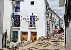 Pueblos blancos de Andalucia (Rabadán Fotho) Tags: pueblos españa spain canon hdr calle street