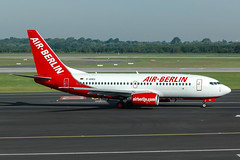 D-AGEU - Air Berlin - Boeing 737-75B (5B-DUS) Tags: dageu air berlin boeing 73775b 737700 b737 dus eddl dusseldorf düsseldorf indonesia airport aircraft airplane aviation flughafen flugzeug planespotting plane spotting