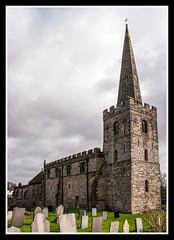 North West View (veggiesosage) Tags: stmaryschurch eastleake church historicchurch nottinghamshire normanchurch gx20 grade1listed aficionados tamronaf1750mmf28xrdiiild