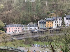 Down, Down - Luxembourg City - March 17, 2019 (firehouse.ie) Tags: valley luxembourgcity canyon gorge city luxembourg