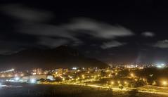 Night Port Louis / Ночной Порт Луи (dmilokt) Tags: пейзаж landscape море sea ночь порт night port город city dmilokt