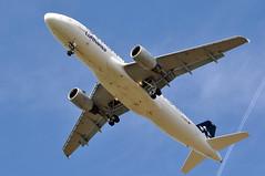 D-AIPC  CDG (airlines470) Tags: msn 71 a320211 a320 a320200 lufthansa cdg airport ex temporary germanwings as daipc