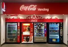 The Vending Center (Joseph Cerulli) Tags: vendingmachines atlanta cocacola coke