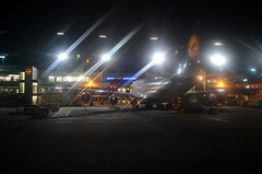 747 (Wolfgang Binder) Tags: 747 boeing plane aircraft b747 boeing747 kufthansa frankfurt flight fra airport night light nikon d7000 zeiss distagon distagont2825 dabyo
