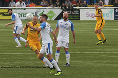 SUT_4937 (ollieGWK) Tags: sports football soccer sutton united v vs havent waterlooville league