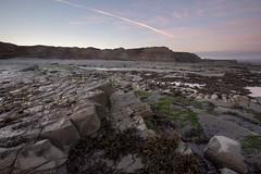 _19A4683 (stuleeds) Tags: coast kilkebeach kilvebeach leefilter somerset sunrise