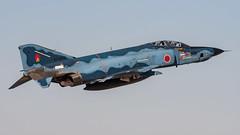 RF-4E 47-6905 501 Squad 11-18-5630 (justl.karen) Tags: japan 2018 jasdf ibaraki hyakuri rf4e f4 501squadron