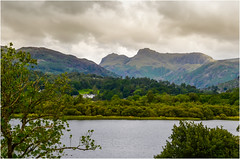 A Gloomy Lake District (nickyt739) Tags: gloomy lake district cumbria national park england united kingdom great britain water mountain trees clouds imposing sky green nikon dslr d5100 tamron travel explore flickrsbest