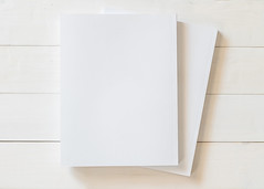 Blank book cover template with page in front side standing on white wood background flat lay. (nithiyabhaskar) Tags: studying literature page pocket form content document white advertise copybook view blank business sample portfolio presentation show template brochure printing restaurant supplies notebook report top diary mock stationery catalog world up library design booklet textbook cover press journal magazine education publishing menu sheet background board office paperback book reading mockup hardcover a4 back paper binder day fill media perspective reader close thailand