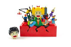 You can purchase this LEGO set at Bricklink.com (Brickbaron) Tags: afoldesignerprogram lego brick castle space train anime crane art legoart set exclusive limitededition legohouse bricklink legoset