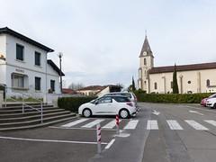 Saubrigues, Landes (Marie-Hélène Cingal) Tags: france sudouest 40 landes aquitaine nouvelleaquitaine macs saubrigues mairie ayuntamiento municipio townhall rathaus hôteldeville