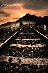 (ferinho) Tags: a7rii galicia tren