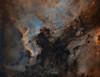 NGC7000 e IC5067, Nebulosa Norteamérica y Pelícano (juanfrasali) Tags: astronomía galaxia nebulosa cosmos pixinsight