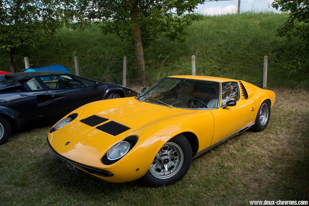 The World S Most Recently Posted Photos Of Lamborghinimiura And