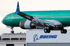 2019_03_12 Boeing 737 MAX 8 file-7 (jplphoto2) Tags: 737 737max 737max8 bfi boeing boeing737 boeing737max8 boeingfield jdlmultimedia jeremydwyerlindgren kbfi seattle aircraft airline airplane airport aviation