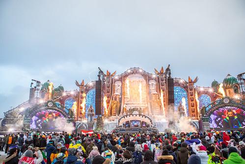 Tomorrowland Winter 2019 - Show