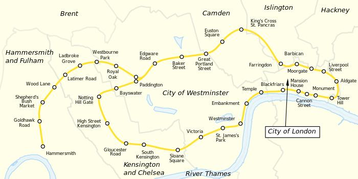 泰晤士河遊船Thames Citycruise-04