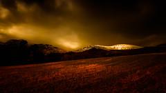 The Ochil Hills-Scotland. (axlrose2112) Tags: pentaxart hills mountain snow scotland travel beautiful