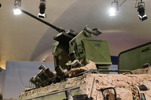 Vehicle Mounted Machine Gun