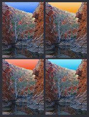 Canyons. (andymag) Tags: australia multiple images landscape