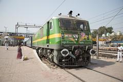 Indian Railways WAG-9 32275 Secunderabad Junction (daveymills37886) Tags: indian railways wag9 32275 secunderabad junction