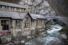 Dans la vallée du Guiers (Jeff-Photo) Tags: chartreuse factory guiers hdr landscape paysage rivière ru ruine usine