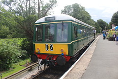 Class 121 (matty10120) Tags: class railway rail train travel transport staverton 121 south devon