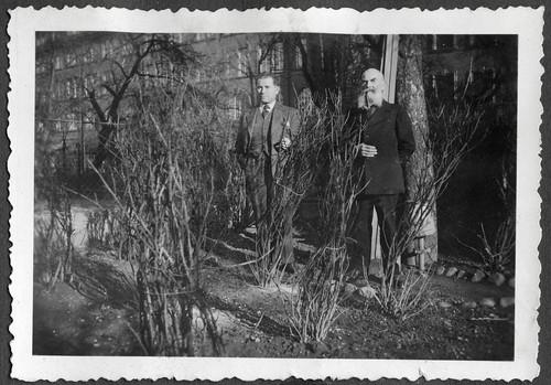 AlbumC285 Familienfoto, 1930-1950er
