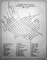Rare field map of Camajuani - posibly traced by EMPROY Architecture (not by the official body; GEOCUBA) year 2000 (lezumbalaberenjena) Tags: map mapa camajuani cuba villas villa clara lezumbalaberenjena 2019 2000 plano