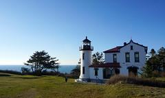 DSC02599 (Aubrey Sun) Tags: whidbey island wa washington pacific northwest coast salish sea lighthouse