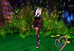 Enchanted walk (jessie.dlove) Tags: cute fun zoom purepoison enchantedforest secondlife dress blogger blog