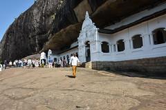 Dambulla cave temple (Michele Centurelli) Tags: srilanka dambulla cave temple ceylon nikon d7200 18105 lightroom