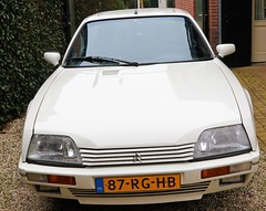1987 Citroen CX GTi (Steenvoorde Leen - 14.8ml views) Tags: 2019 doorn utrechtseheuvelrug carinthestreet citroen 1987 cx gti 1987citroencxgti