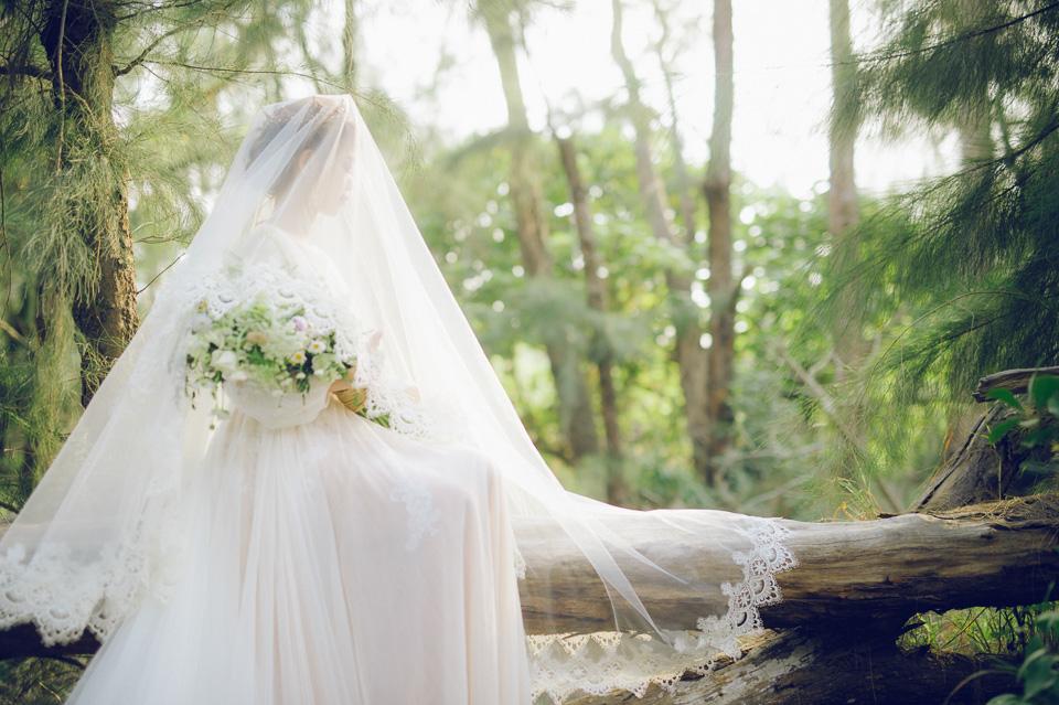 台南自助婚紗 女生都愛的仙仙風格婚紗 034