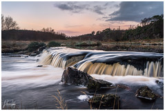 Frosty Morn (ShaunXVII) Tags: sunrise dawn twilight landscape landscapes isleoflewis westernisles outerhebrides stornoway scottishislands highlandsandislands scotland leefilters nikon winter river creed castlegrounds longexposure
