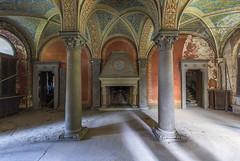 . (Dawid Rajtak) Tags: villa decay palace architecture lost rotten urban urbex abandoned opuszczone forgotten nikon